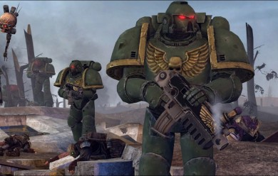 Space Marine - update 1 For Garry's Mod Image 1
