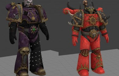 Space Marine - update 1 For Garry's Mod Image 2