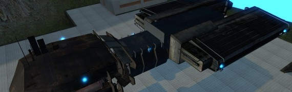 Ship X-1