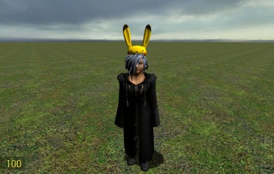 sam___max_hat_reskin_pikachu_h For Garry's Mod Image 1