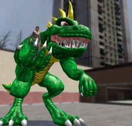 Lizzie (Rampage Wii) For Garry's Mod Image 1