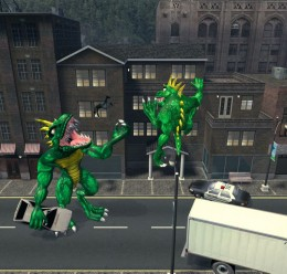 Lizzie (Rampage Wii) For Garry's Mod Image 2