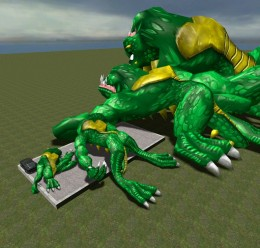 Lizzie (Rampage Wii) For Garry's Mod Image 3