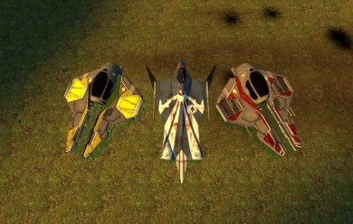 flyable starwars ships (fixed) For Garry's Mod Image 2