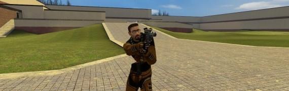 Freeman NPC's and Playermodels