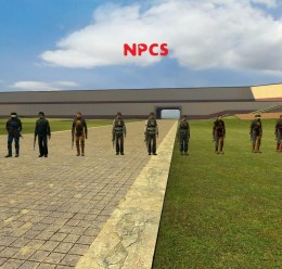 Freeman NPC's and Playermodels For Garry's Mod Image 2