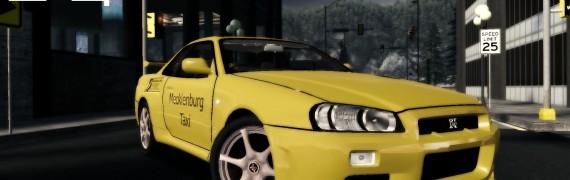 Mecklenburg 2+4 Taxi Skins