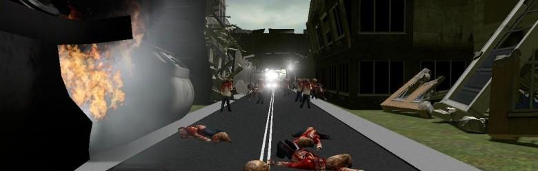 zombie_city.zip For Garry's Mod Image 1