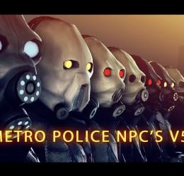 Metropolice NPC's v5 For Garry's Mod Image 1