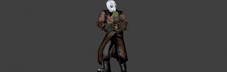 Soviet Quarantine playermodel For Garry's Mod Image 1