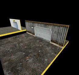 Garage Door VMFs and Billboard For Garry's Mod Image 1