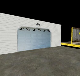 Garage Door VMFs and Billboard For Garry's Mod Image 2