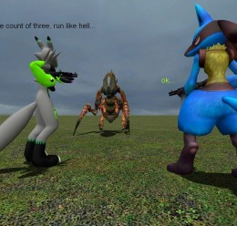 toxic renamon fix For Garry's Mod Image 1