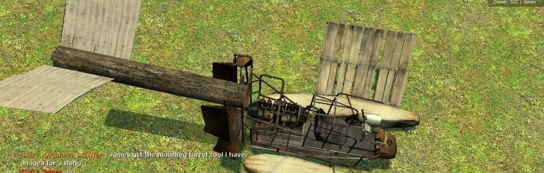 wots_plane_by_james.zip For Garry's Mod Image 1