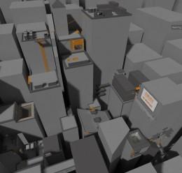 gm_city_freerun.zip For Garry's Mod Image 1