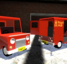 postman_pat_van.zip For Garry's Mod Image 1