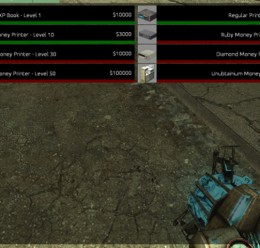 DarkRP Leveling System 5.0 For Garry's Mod Image 3