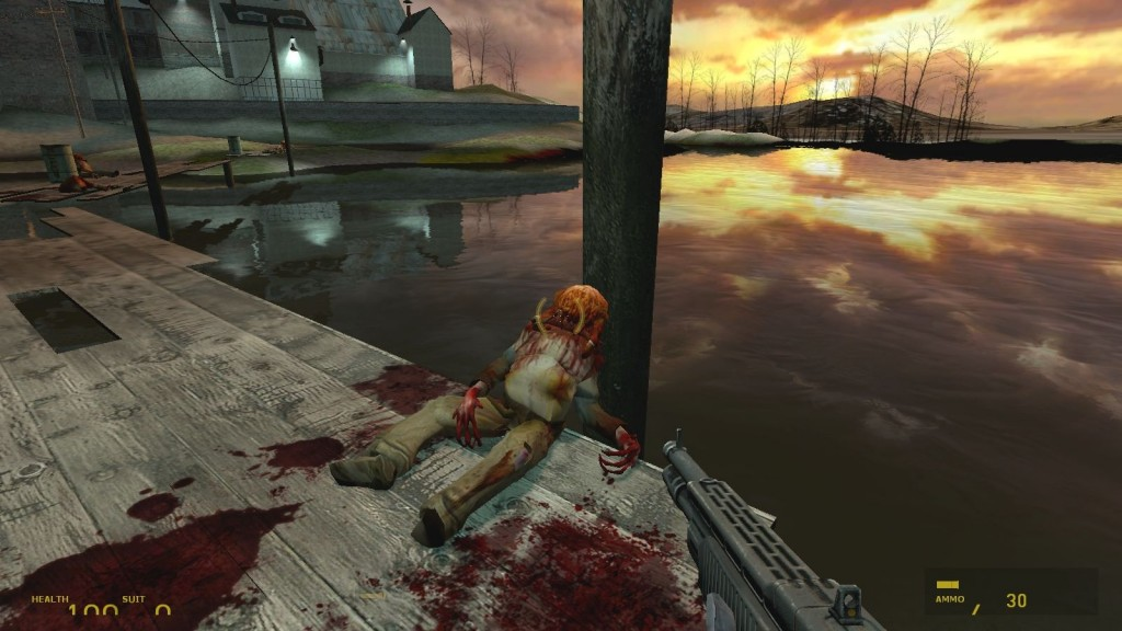 Half Life Зомби Мод Скачать Торрент - фото 8