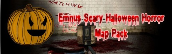 Scary Horror Mappack 3/3