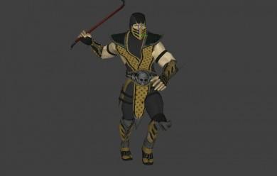 MK VS DC Subzero and Scorpion  For Garry's Mod Image 1
