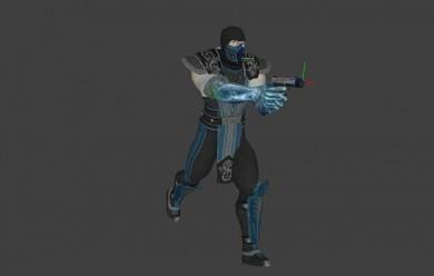 MK VS DC Subzero and Scorpion  For Garry's Mod Image 2
