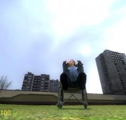 wheelchair.zip For Garry's Mod Image 1