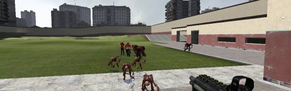 Headcrabless Zombie SNPCs