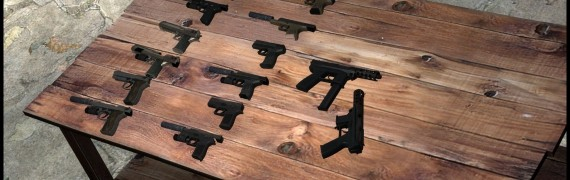Rin's CSGO Pistols