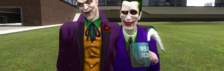 gman_hi-rez_joker_skin.zip For Garry's Mod Image 1