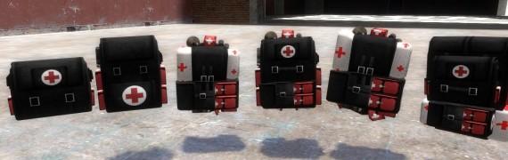 FO3 Custom Medic Backpacks
