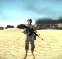 US Army soldiers [AA3Hacks] For Garry's Mod Image 1