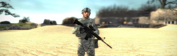 US Army soldiers [AA3Hacks]
