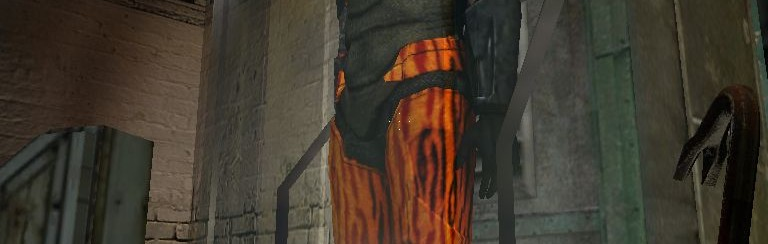 leopard_skin_hev_suit.zip For Garry's Mod Image 1