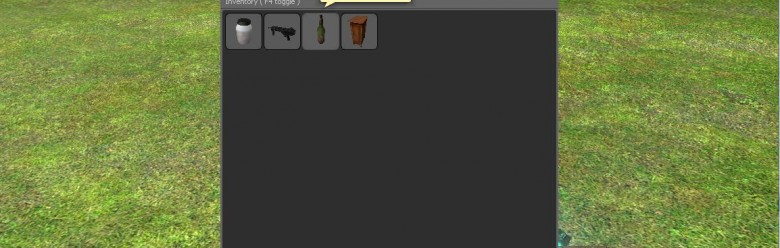 Inventory Addon 2 For Garry's Mod Image 1