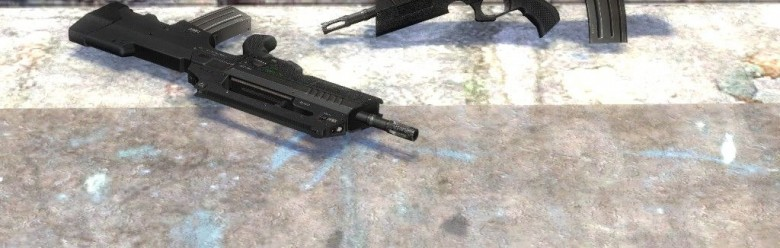 famas_g2.zip For Garry's Mod Image 1