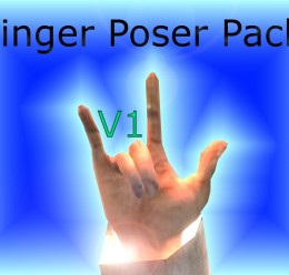 fingerposerpackv1.zip For Garry's Mod Image 1