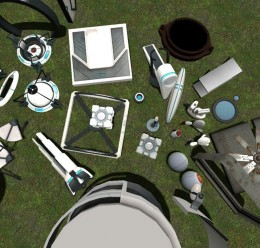 Portal construction spawnlist! For Garry's Mod Image 1