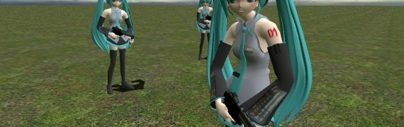 Miku NPC Download!!