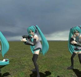 Miku NPC Download!! For Garry's Mod Image 3