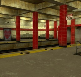 rp_l4dsubways_v1.zip For Garry's Mod Image 1