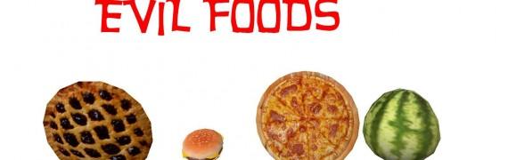 Evil Food Npcs