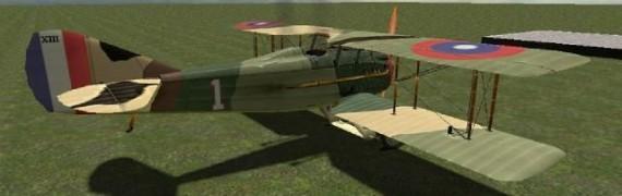 WWI Plane Spad XIII