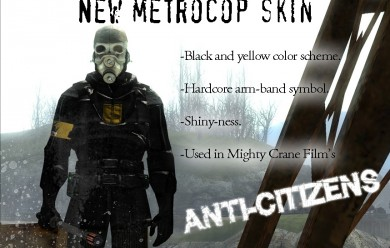 hi-res_metrocop_skin_(anti-cit For Garry's Mod Image 2