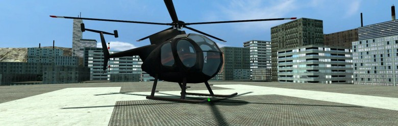 helicopter_vehicle.zip For Garry's Mod Image 1