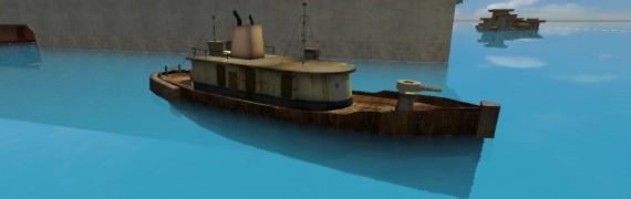 Sinkable Boat