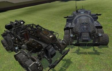 gow_vehicles.zip For Garry's Mod Image 1