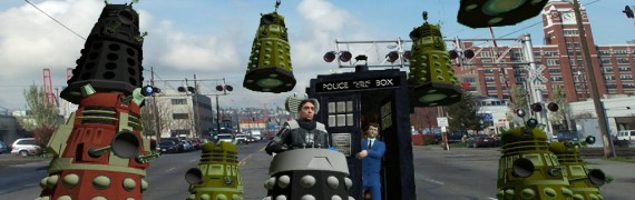 Doctor Who Pack-3