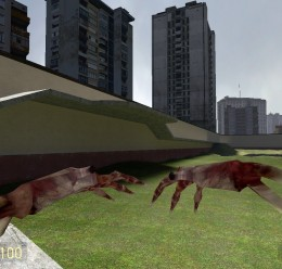 fastzombie_claw_v2.zip For Garry's Mod Image 2