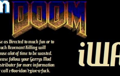 gm_doom_iwad.zip For Garry's Mod Image 2