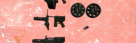 FONV Spud grenade Launcher pro